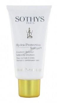Sothys Hydra-softening emulsion (Смягчающая защитная эмульсия), 50 мл. - купить, цена со скидкой